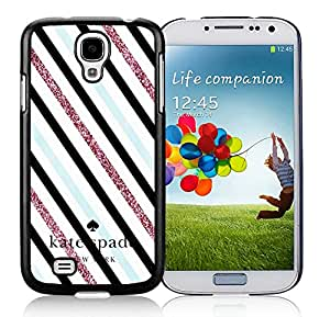 Personalized Design Customize Samsung S4 Protective Case Kate Spade New York Hardshell Case for Samsung Galaxy S4 i9500 Cover 232 Black