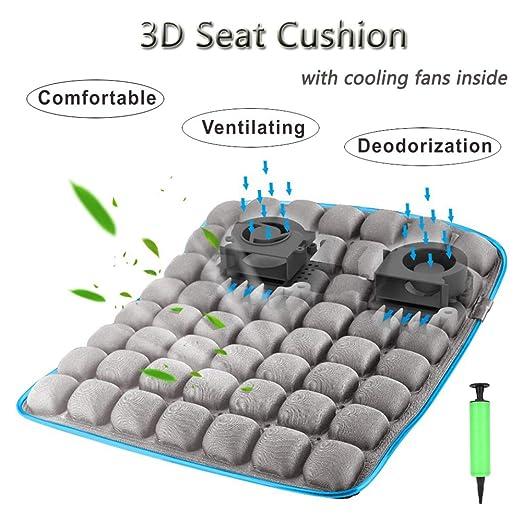 letforward Cojín ortopédico Hinchable para Exterior o Interior con ...