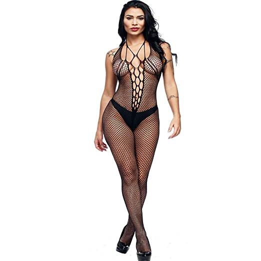 637f53ef6d07 Image Unavailable. Image not available for. Color: Xiarookp Lingerie for Women  Sexy Lace Mesh Lingerie Fishnet ...