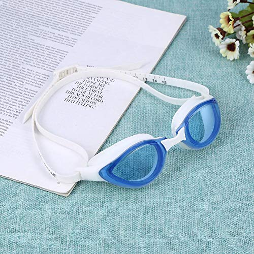 DaolooXu Adjustable Swimming Goggles Anti Fog UV Protecion Adult Eyewear Reasonable and Beautiful Design ()