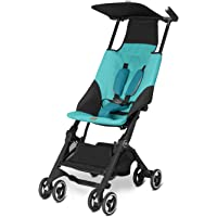 gb Pockit Stroller, Capri Blue
