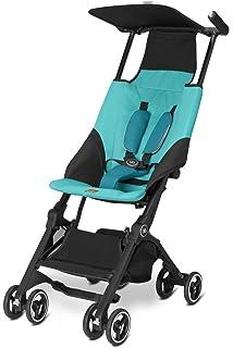 gb Pockit Stroller, Capri Blue