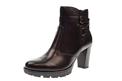 Femme Taille 35 Chaussures Valleverde Black Bottines 46201 Noir K3Tl1FJc