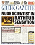 NEWSPAPER HISTORIES GREEK GAZETTE