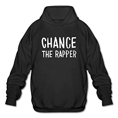 Chance The Rapper Acid Rap Men's Cool Hooded Sweatshirt