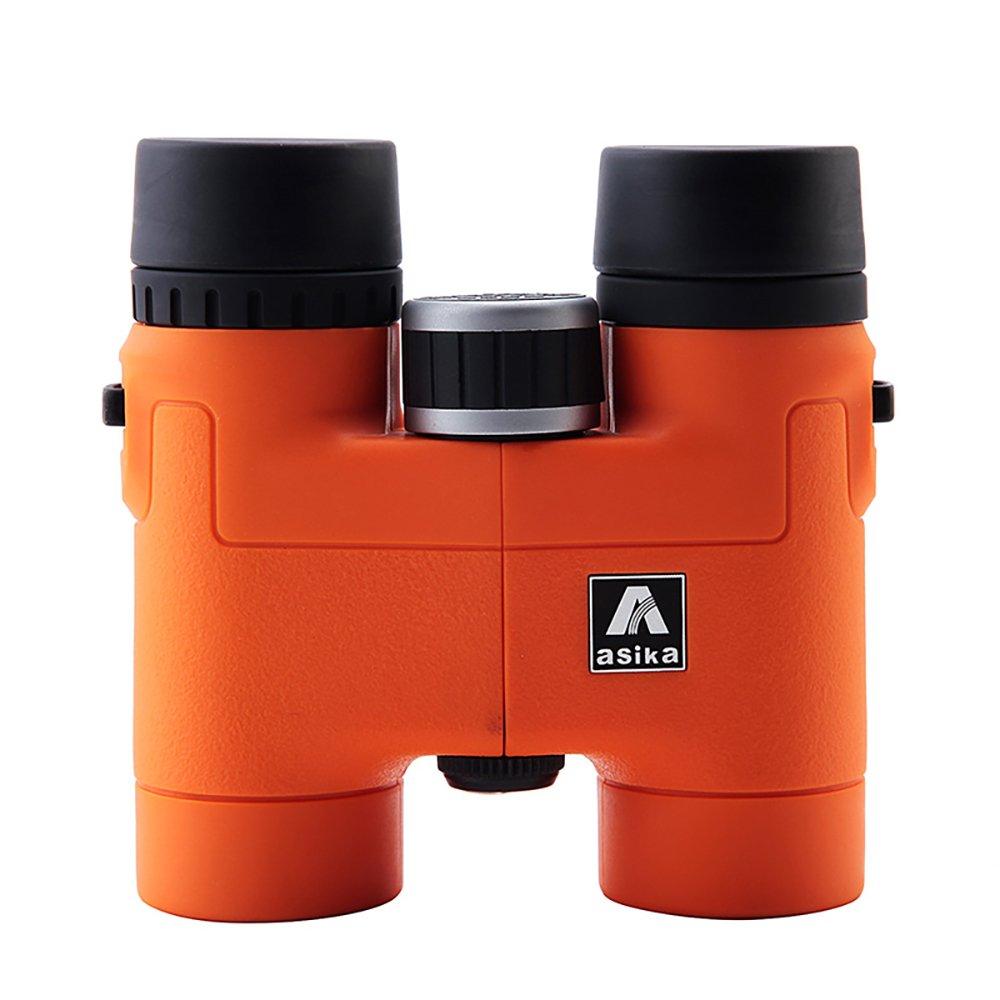 Orange  Jumelles Jouets pour enfants Jumelles Télescope 8X32 Champ de vision 128m   1000m ( couleur   Noir )