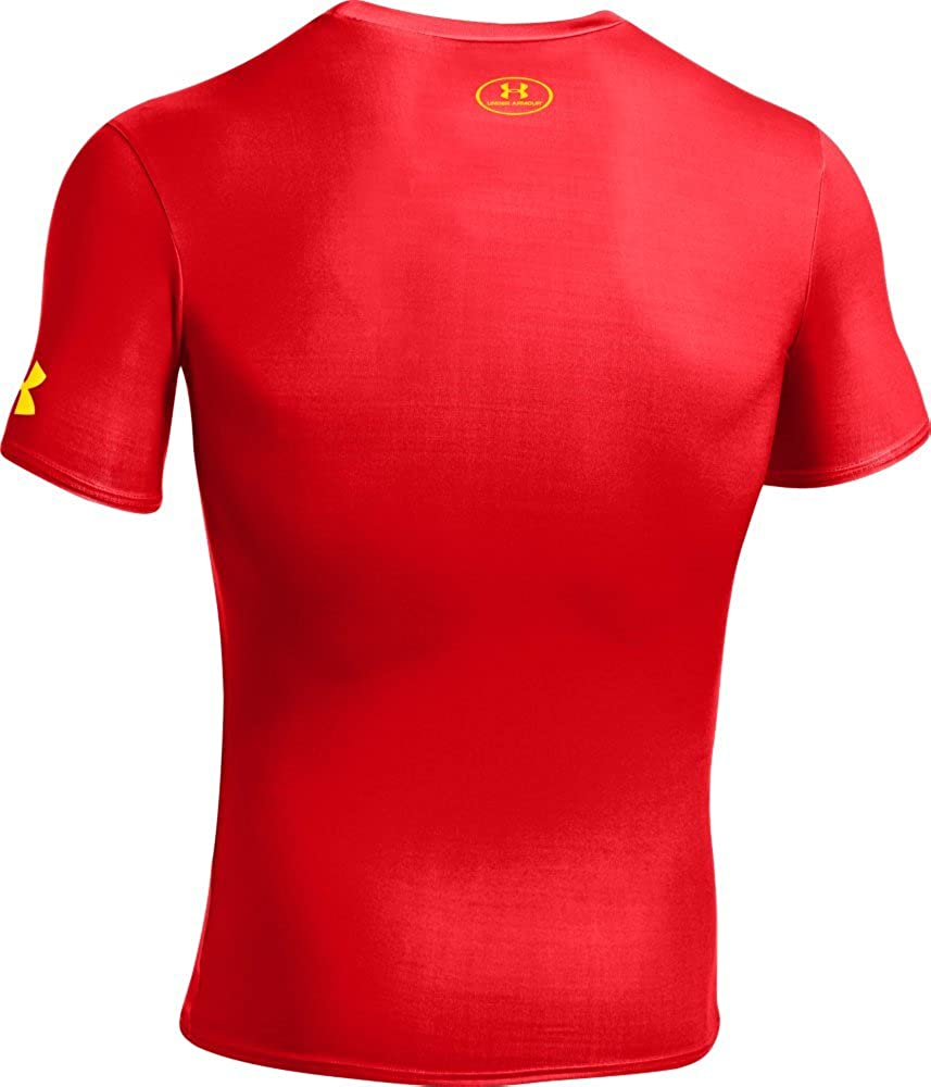 Camiseta Deporte Hombre Under Armour Alter Ego Comp SS