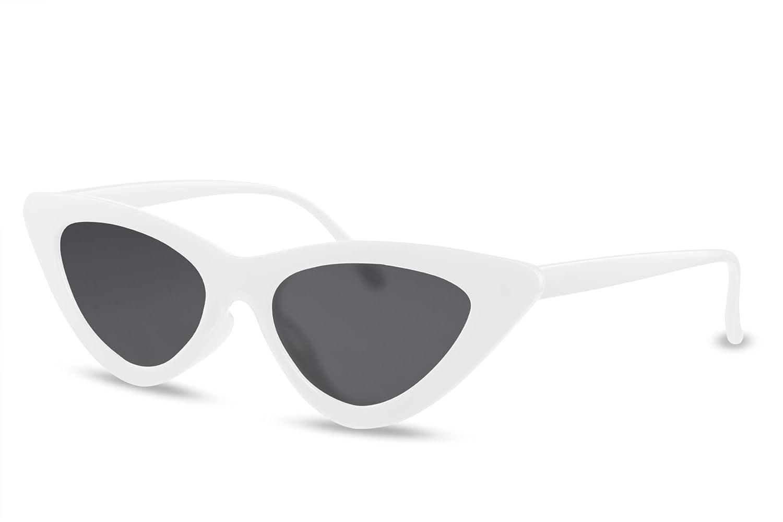 Cheapass Occhiali da Sole Cat Eye Occhiali di Moda Design Lenti Scure UV400 Protetti Donna Donne