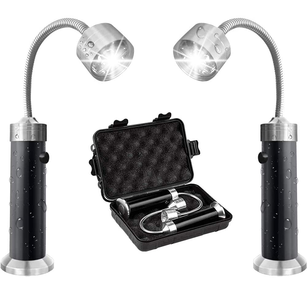 Grill Light Set Powerful Magnetic Base Super Bright BBQ Lights – 360