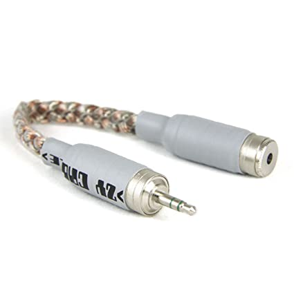 ZY HIFI Cable HIFI Nvwa copper-silver top P to S ER4 Impedance Cable ZY