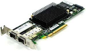 HP 586444-001 NC550SFP dual-port 10GbE server adapter (Option 581201-B21)