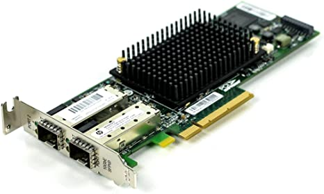 HP 586444-001 NC550SFP 10GbE Dual Port PCI-E Server Adapter 581199-001