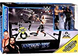 Best Playset With Roman Reigns - WWE Wrestlemania 31 Superstar Ring Playset With Roman Review