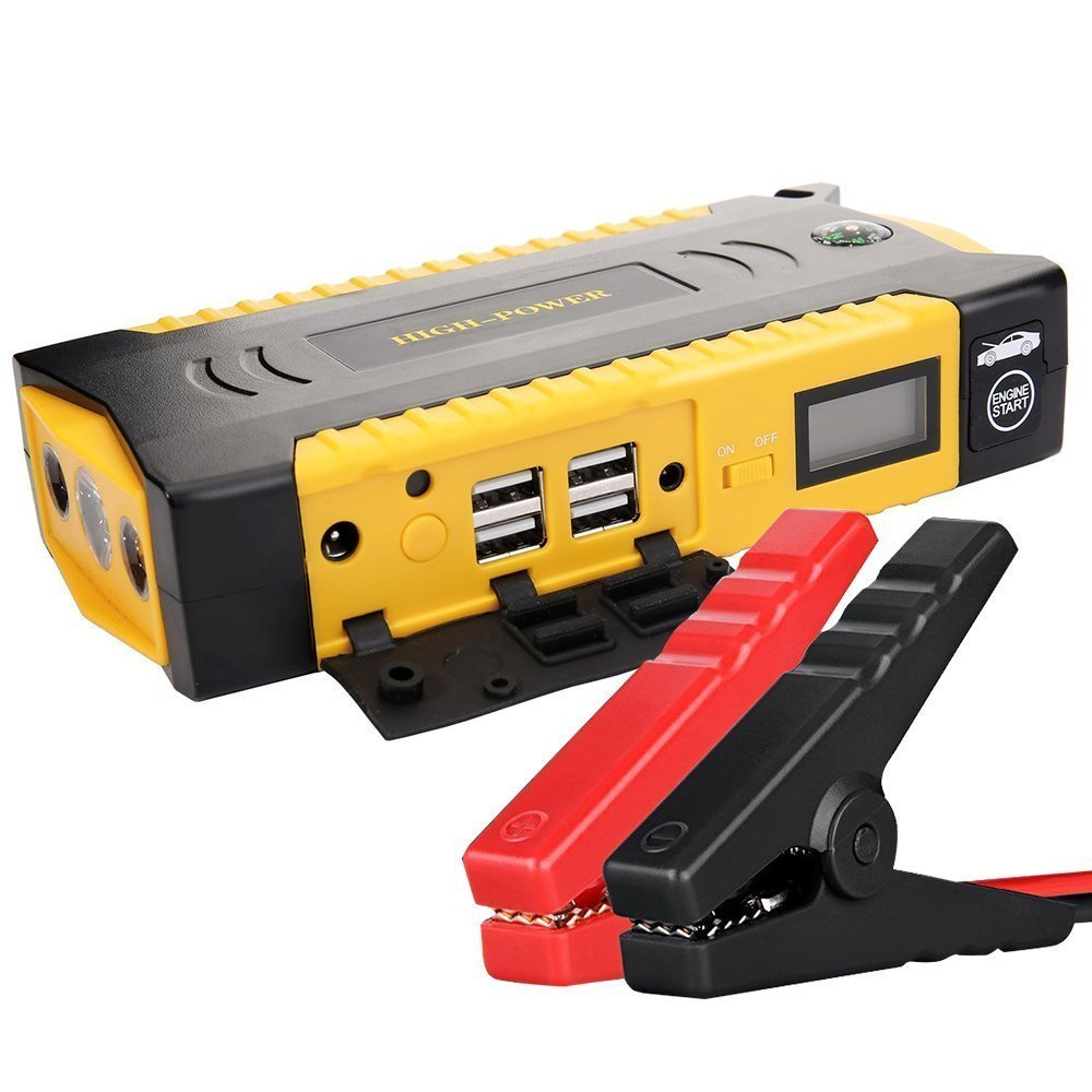 SDSPEED High Capacity Car Jump Starter
