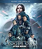 DVD : Rogue One: A Star Wars Story [Blu-ray+DVD+Digital HD]