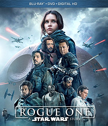 Rogue One Story Blu ray Digital product image
