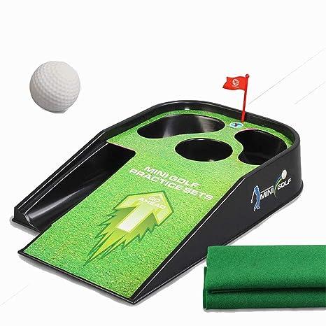 EVERAIE Juguete de Golf para niños, Juego de Golf para niños ...
