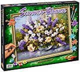 Schipper Adult Paint by Number: Summer Flowers Model Kit