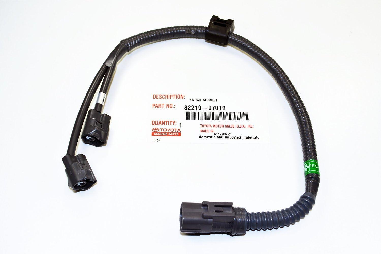 Amazon.com: GENUINE TOYOTA/LEXUS Knock Sensor Harness 82219-07010:  AutomotiveAmazon.com