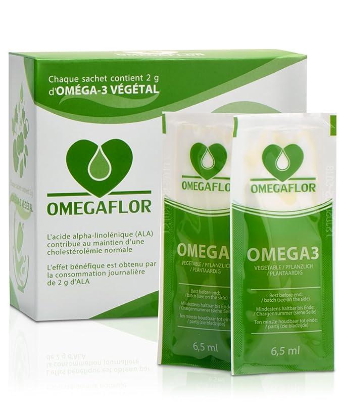 Omegaflor Sobres 130 ml - 20 Unidades: Amazon.es: Salud y cuidado ...