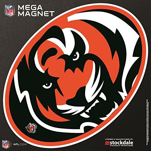 Cincinnati Bengals MEGA Style Logo 12