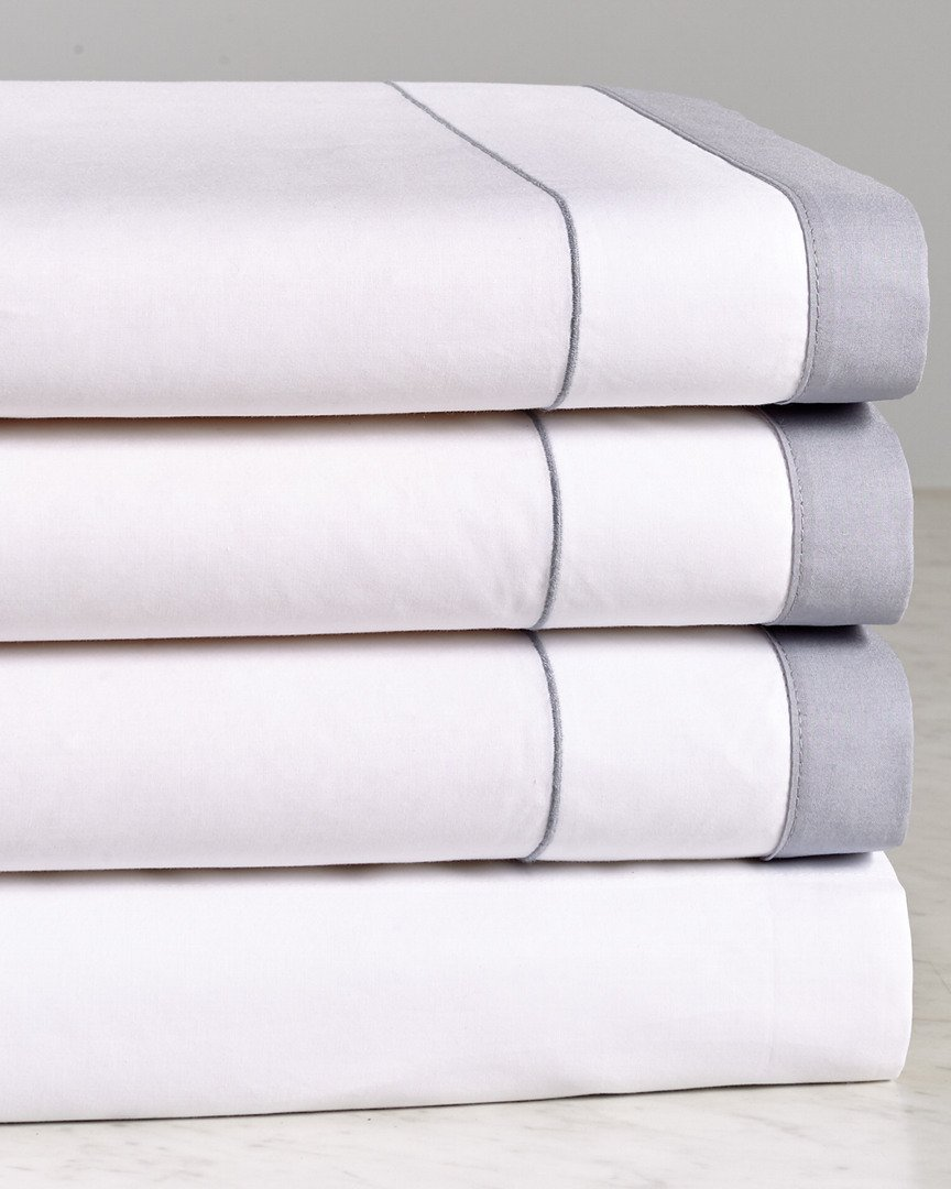 Matouk Avelino Sheet Collection, Full/Queen Flat Sheet