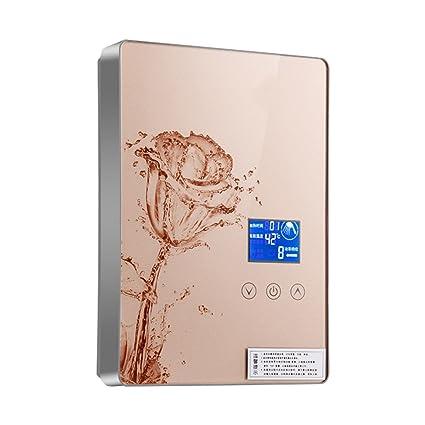 Water heater 6kw 220v Calentador de Agua eléctrico de la Ducha del Sistema del Panel Kit