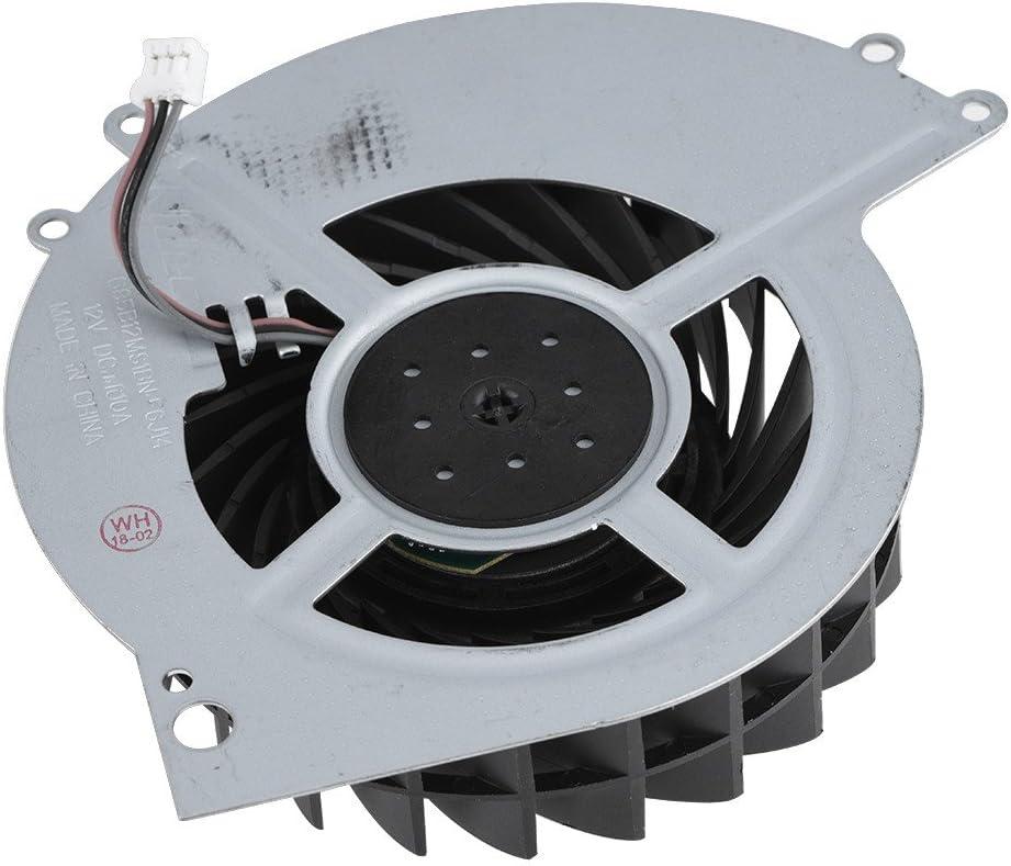 Lazmin Syst/èmes de Refroidissement pour Sony PS4 Ventilateur Interne pour r/éparation de Remplacement Sony Playstation 4