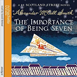 The Importance of Being Seven Audiobook