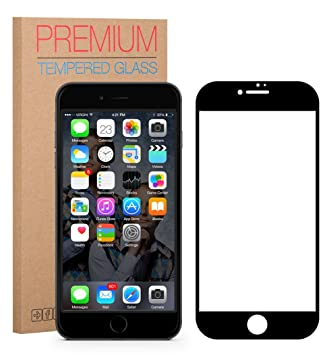 11eb59138e5 FUTLEX Protector de Pantalla de Vidrio Templado iPhone 8 Plus iPhone 7  Plus: Amazon.es: Electrónica