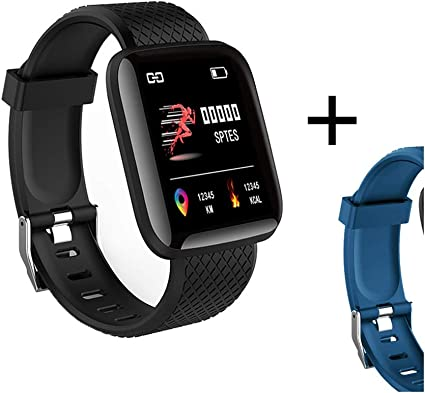 Amazon.com: Sport Smart Watch Men Smartwatch Women Smart ...