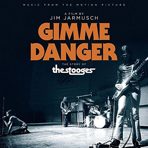 CD : Gimme Danger: Music From The Motion Picture (Various Artists) (CD)