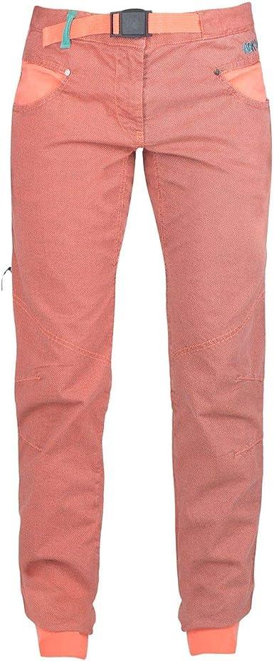 Abk Reta Light Pant - Pantalón de escalada para mujer: Amazon ...