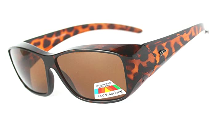 GREAT PICK Fit Over Polarized Sunglasses to Wear Over Regular Glasses for  Men and Women. cdc4675ada