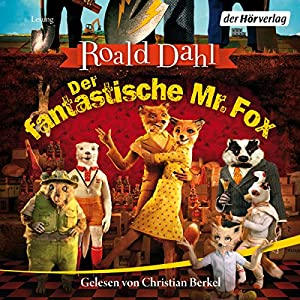 Der fantastische Mr. Fox Audiobook