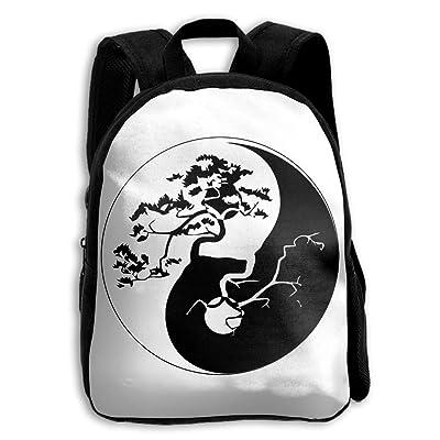 The Children's Bonsai Tree Taiji Backpack: Clothing