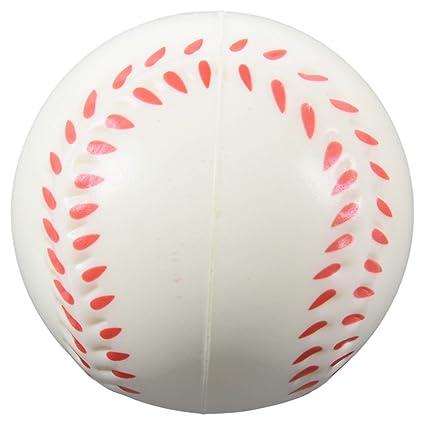femme rechercher l'original arrive JVSISM Balle Anti-Stress de Baseball Blanche: Amazon.fr ...