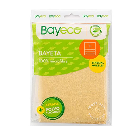 Bayeco - Bayeta de microfibra para muebles: Amazon.es: Belleza