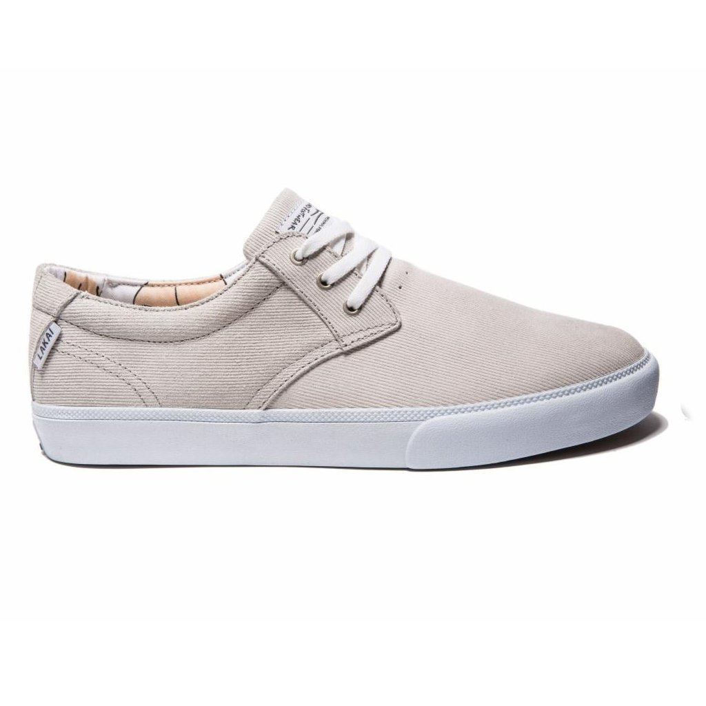 Lakai Limited Footwear Mens Daly, White Suede, 12 Medium US by Lakai Limited Footwear Mens
