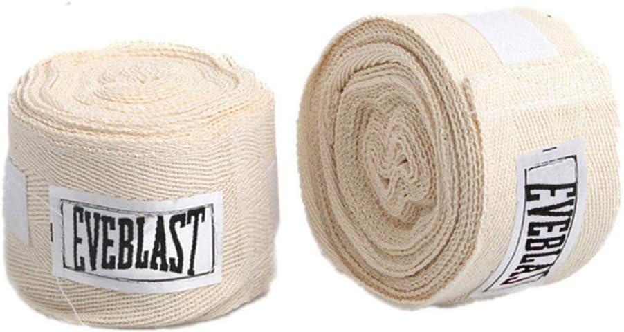 Luckiests 2 Rolls 3M Cotone Sport Strap Boxing Bandage Sanda Muay Thai Taekwondo Guanti Bendaggi