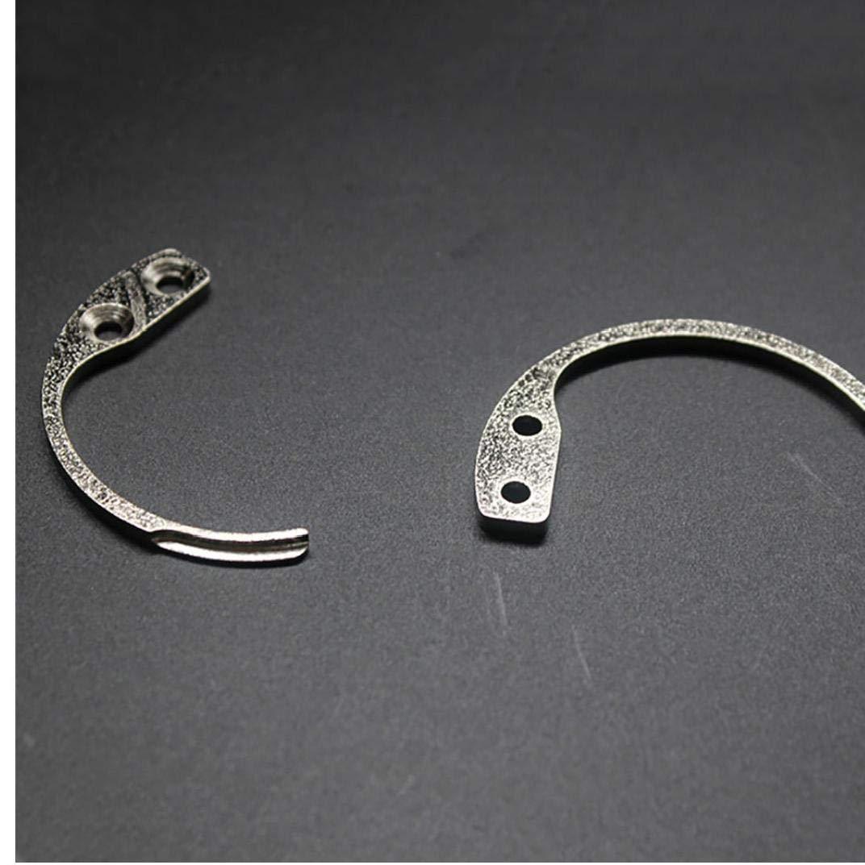 Gancho de mano del separador del multi uso del metal mini gancho de seguridad etiqueta del separador del removedor duro del separador del gancho de ropa de etiqueta de u/ñas Selector