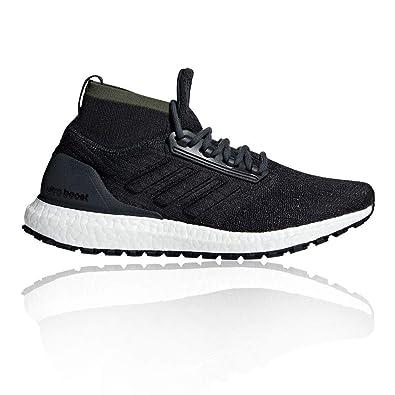 100% authentic a9ba4 efc8b Adidas Ultra Boost All Terrain Carbon Core Black White 47