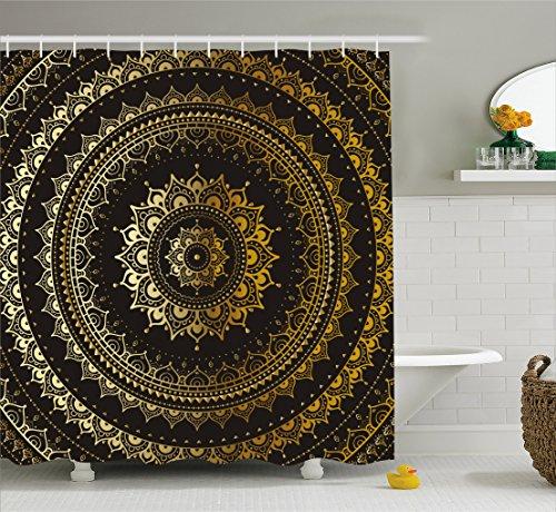 Yellow Asian Fabric - 8