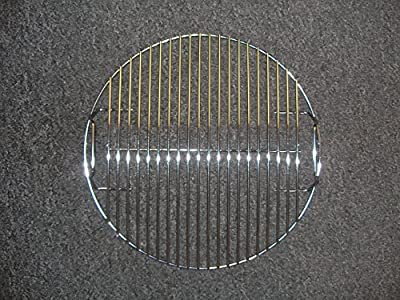 "Weber 85029 13.5"" Upper Cooking Grate for 14.5"" Smokey Mountain Cooker"
