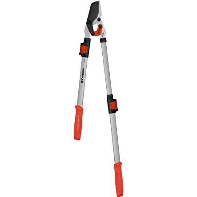 "Corona SL 4364 DualLINK with ComfortGEL Grip Extendable Heavy Duty Bypass Limb and Branch Lopper Cuts Up to 1-3/4"" : Garden & Outdoor"