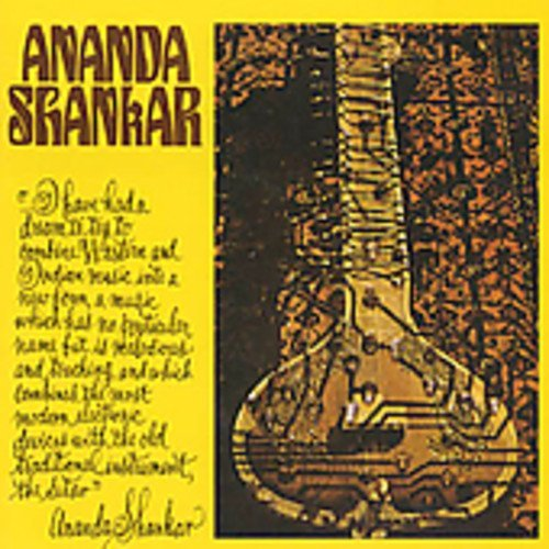UPC 093624726326, Ananda Shankar