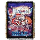 NFL Buffalo Bills Acrylic Tapestry Throw Blanket