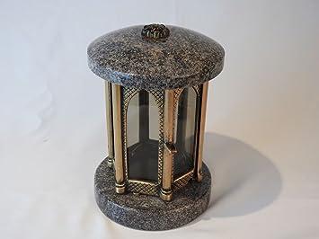designgrab encadenadas Grab lámpara de granito de Paradiso y aluminio pulido Cuerpo Grab lámpara Grab lámpara