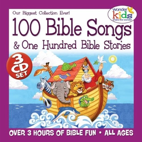 100 Bible Songs & 100 Bible Stories by Wonder Workshop