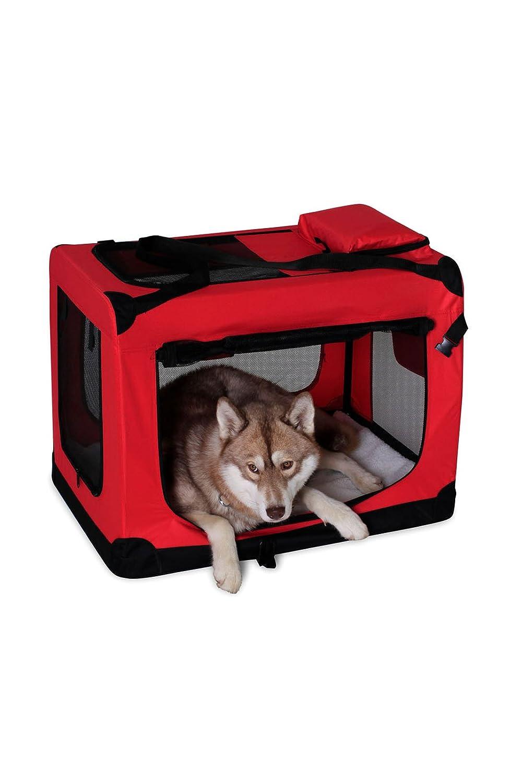 101x69x70 cm Azul, XXXL dibea TB10035 Bolsa de Transporte para Perros y Gatos